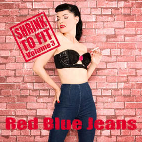 Shrink to fit 3 - CD - Red Blue Jeans