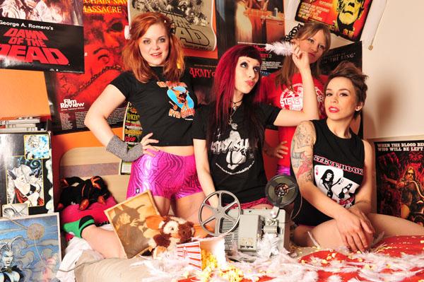 Hammer Heroines