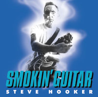 Steve Hooker - Smoking Guitar