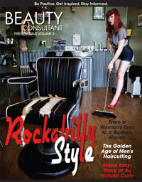 Rockabilly Style - Summer 2012 cover