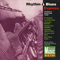 Rhythm and Blues Express CD