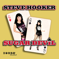 Steve Hooker - Sugar Devil Vinyl Single