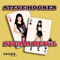 Steve Hooker - Sugar Devil Vinyl Single