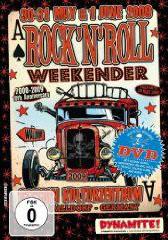 Weekender DVD
