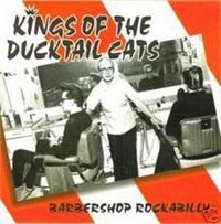 Kings of the Ducktail Cats CD