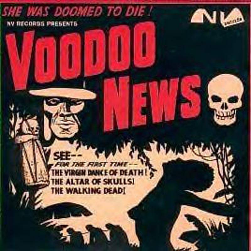 Voodoo News CD