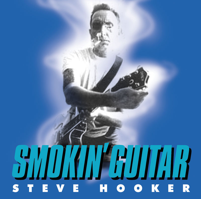 Smokin Guitar CD